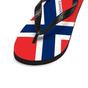 SCANDINORDIC  Norway Flag Footwear Exclusive - SCANDINORDIC.com