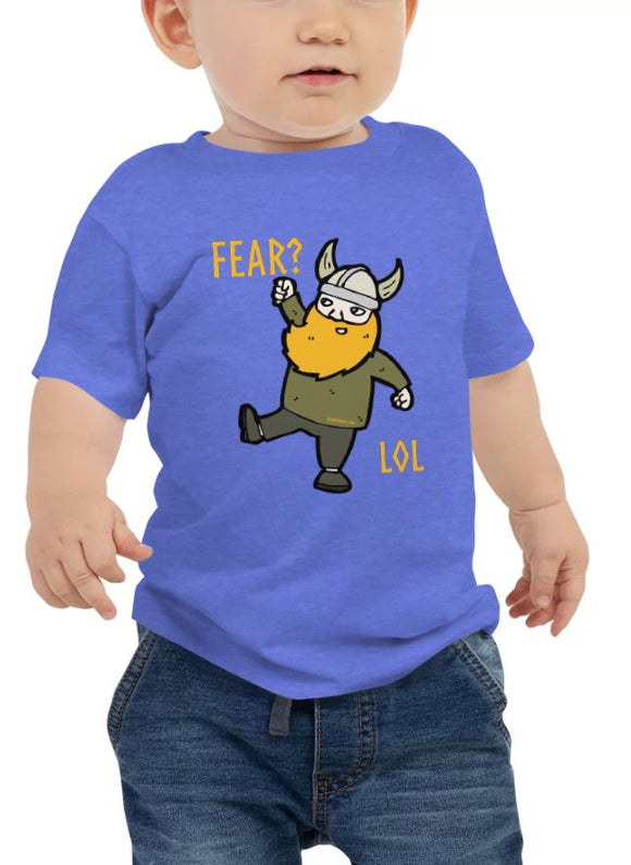 Erik The Red Junior Viking Toddler Shirt - SCANDINORDIC.com