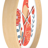 SCANDI NORDIC Fox Boho Clock - SCANDINORDIC.com