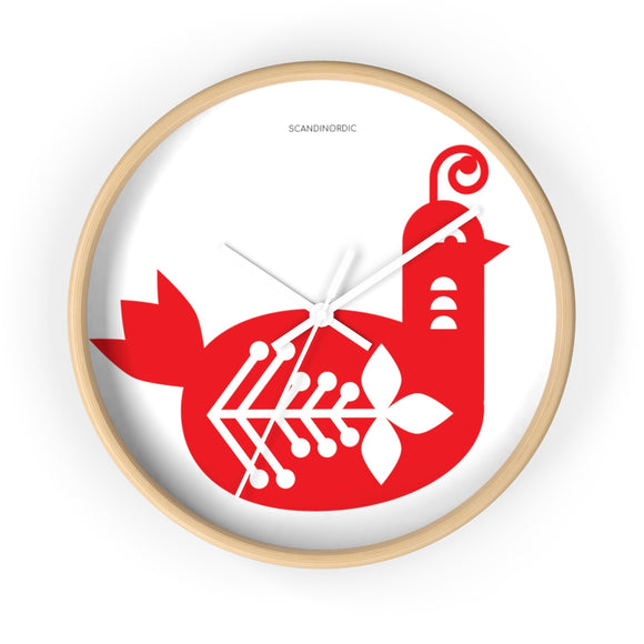SCANDINORDIC WildBird Clock - SCANDINORDIC.com