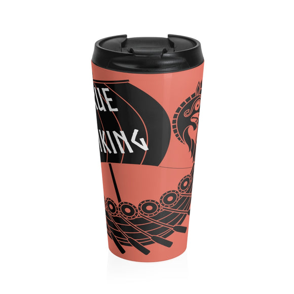 TRUE VIKING Travel Mug - SCANDINORDIC.com