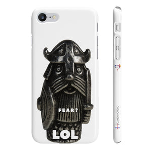 SCANDINORDIC Berzerker Viking LOL Phone Case - FREE Customization ~ CUSTOMIZE FREE - SCANDINORDIC.com