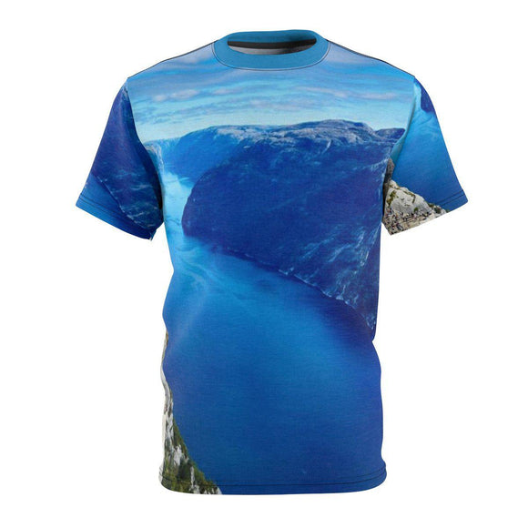 SCANDINORDIC NORWAY FJORD SHIRT ~ Exclusive Design - SCANDINORDIC.com
