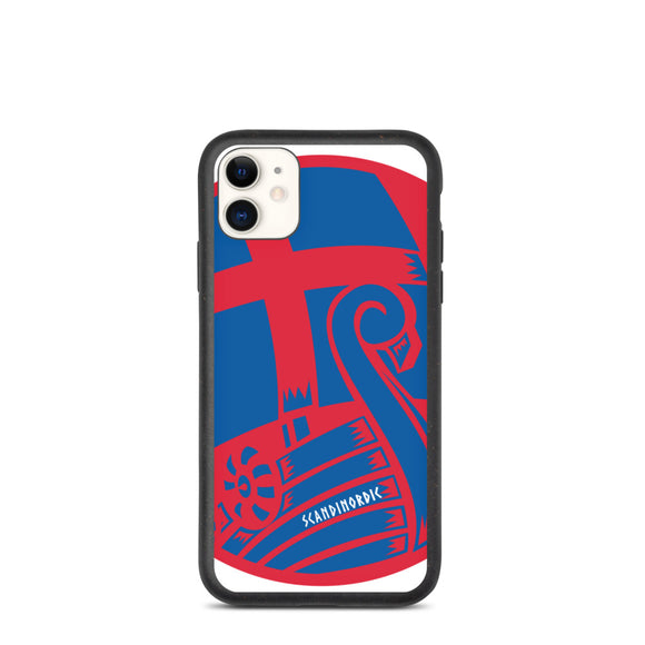 Iceland Viking Eco Phone case - SCANDINORDIC.com