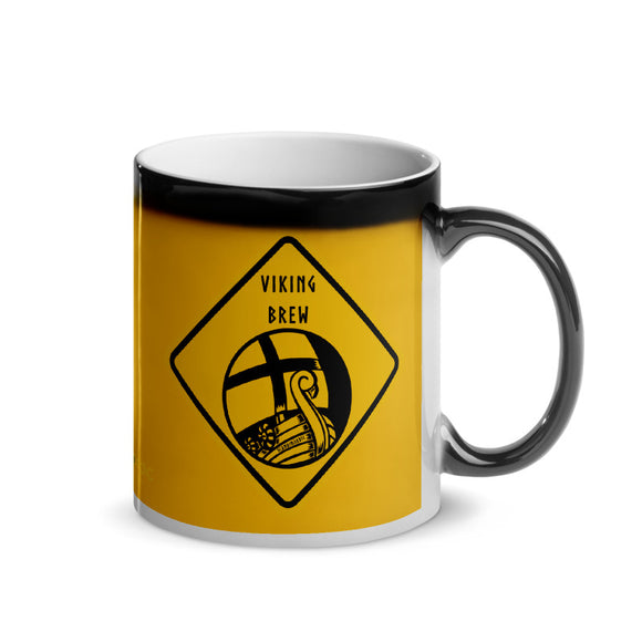 VIKING BREW Custom Color Change Mug - SCANDINORDIC.com