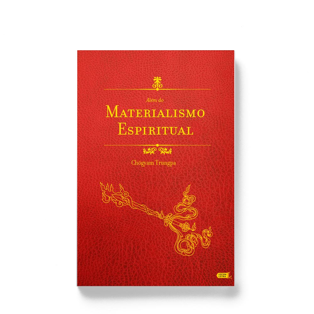 Além do materialismo espiritual for R$ 49.00