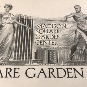 Acciones del Madison Square Garden