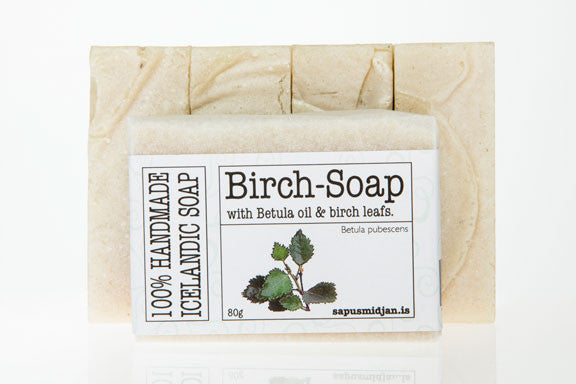Birch Soap Bar