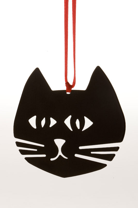 Christmas Cat Ornament