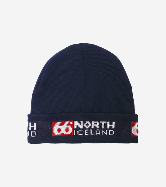 66°North Classic Fishermen's Knit Cap