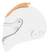 Schuberth - Flat Forced Air Scoop