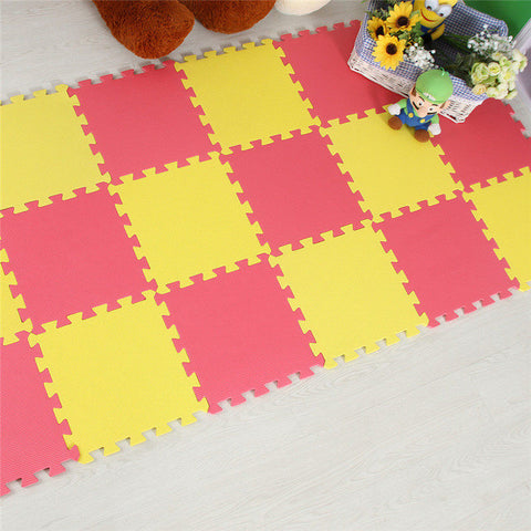 Foam Play Puzzle Mat - Solid Color
