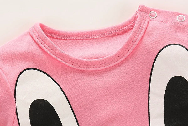 Bunny Ears 100% Cotton Onesie