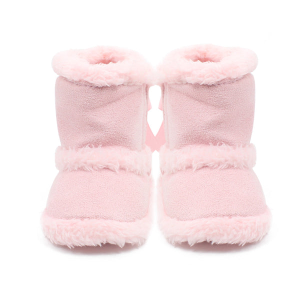 Cotton Baby Boots (7 Colors)