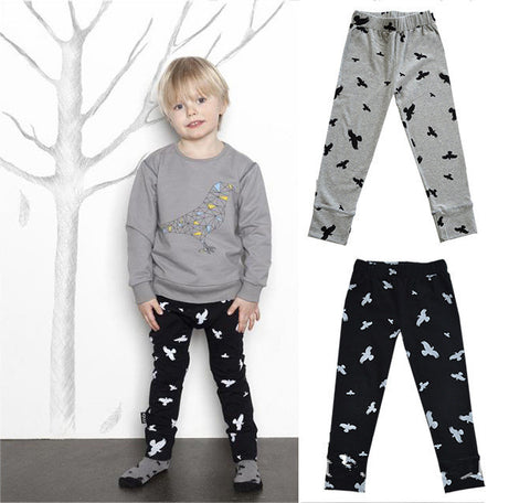 Cool Pattern Pants for Kids (3 Designs)