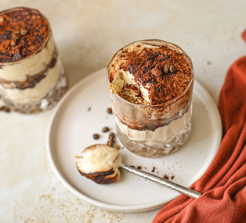 vegan tiramisu recipe cream coffee dessert