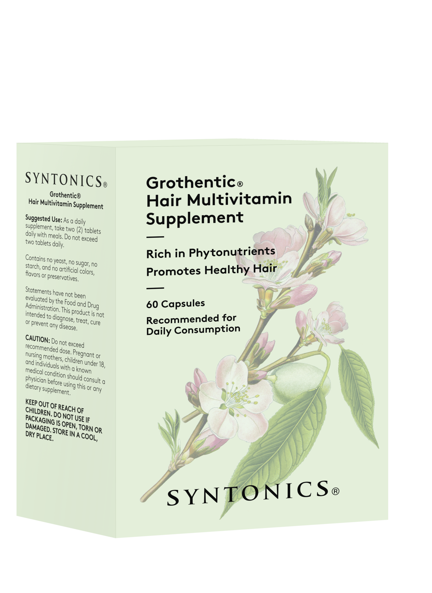Grothentic® Hair Multivitamin Supplement
