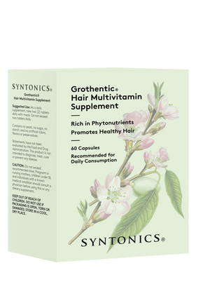 Grothentic Hair Multivitamin Supplement