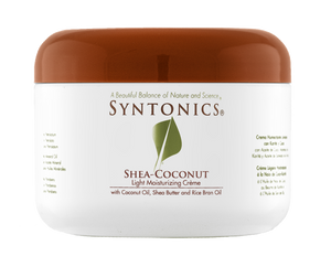 Shea-Coconut Light Moisturizing Crème