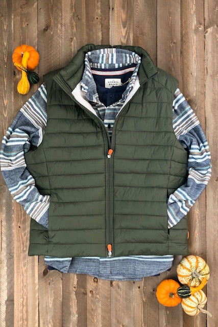 Fall Layering in the Catskills
