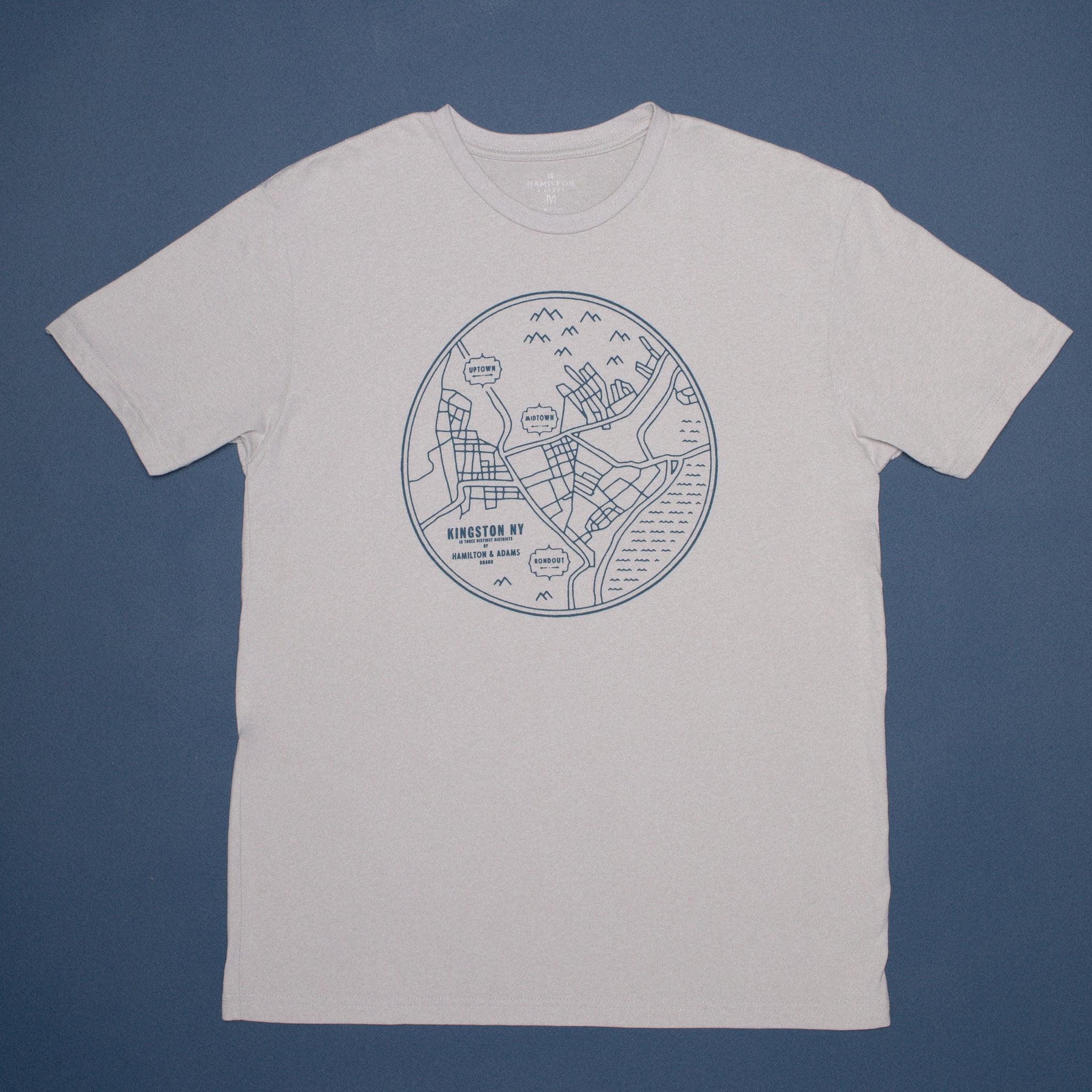 Kingston Circle Map T