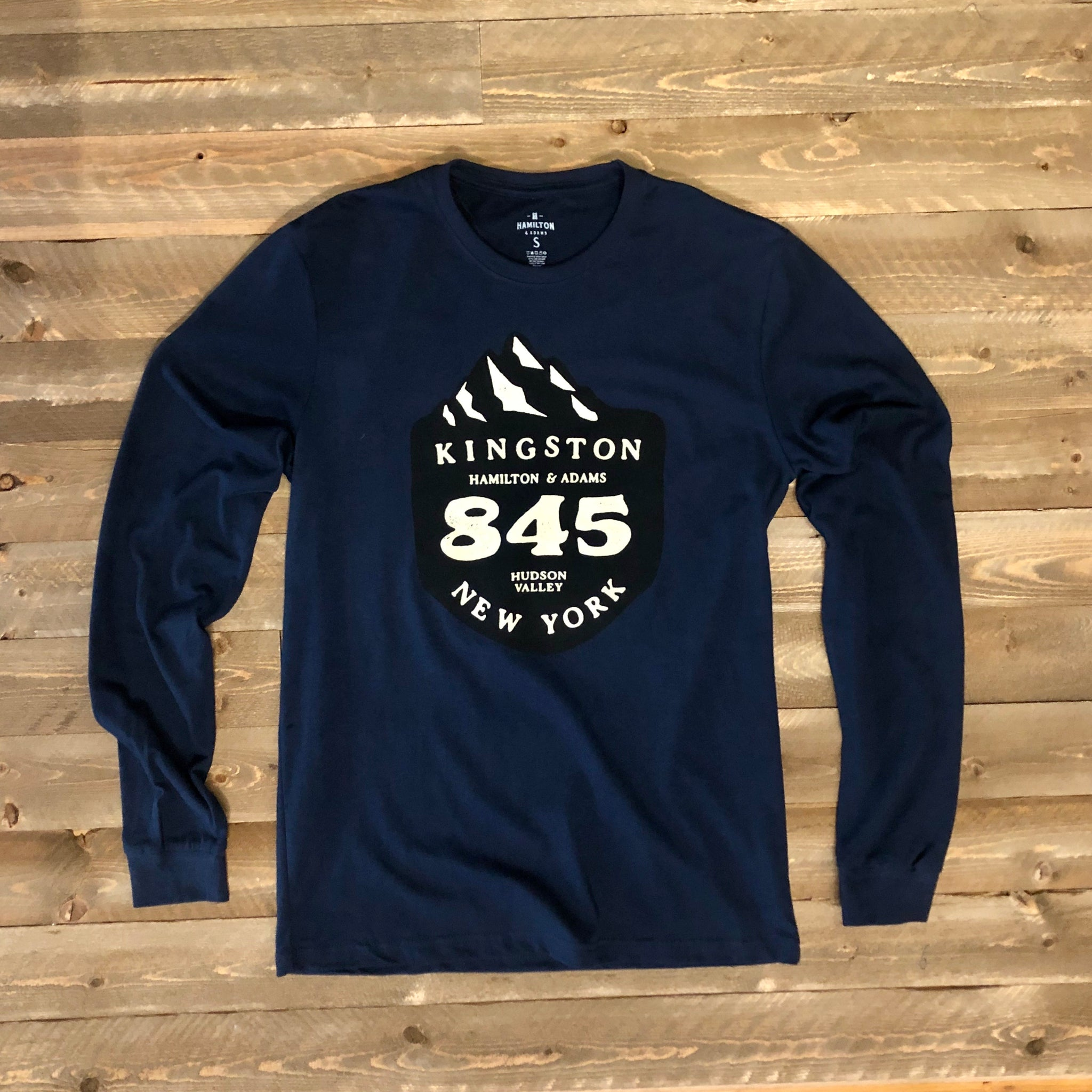845 Trail Marker Long Sleeve T