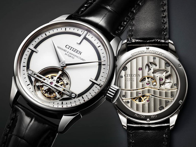 Citizen Unveils Its First Tourbillon | Watch Review