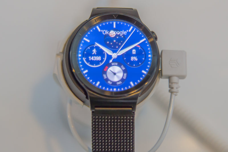 Huawei Upstages Apple with their New Smart Watch Design (Live Pics)