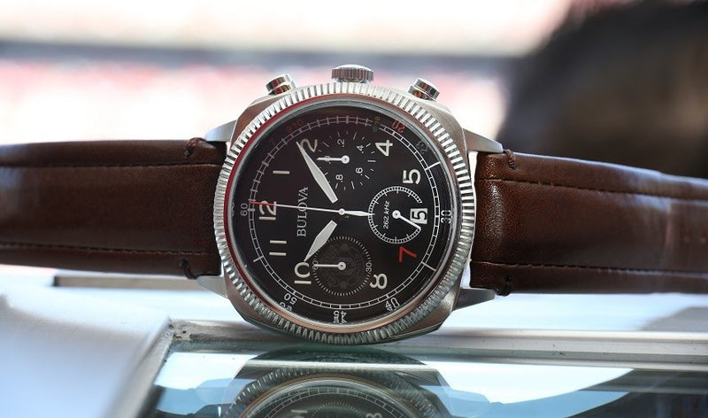 The New Bulova Tribute Watch to Manchester United