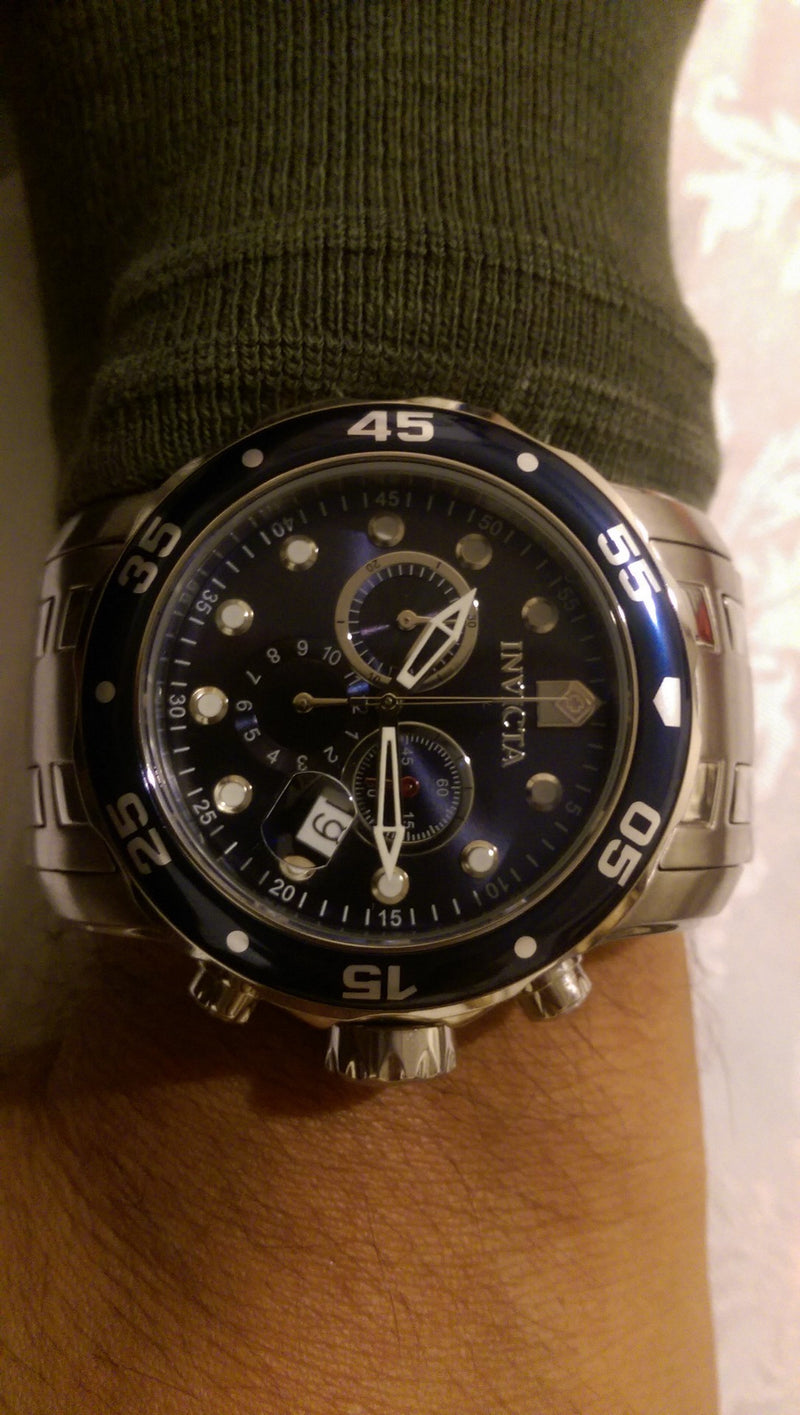 Hands-on Review of the Invicta 0070 Pro Diver