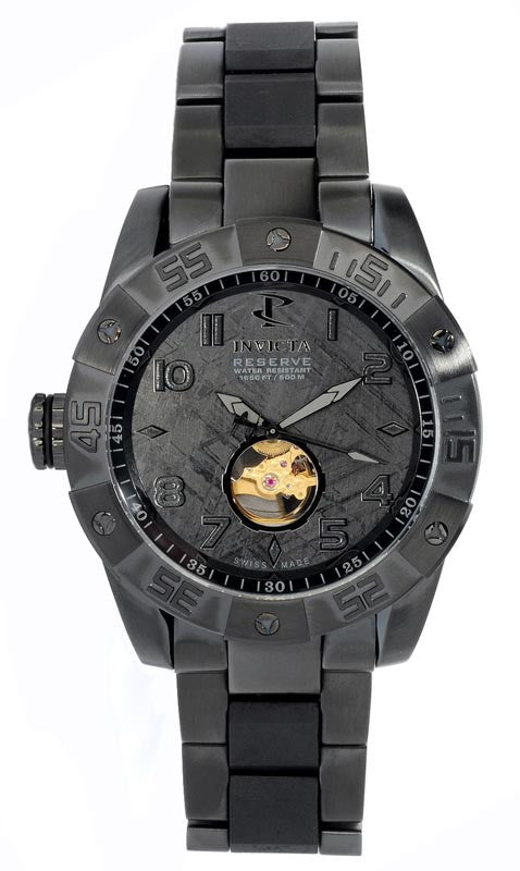 invicta lefty watches on discount watch store invicta 0222 men s pro diver lefty meteorite reserve watch