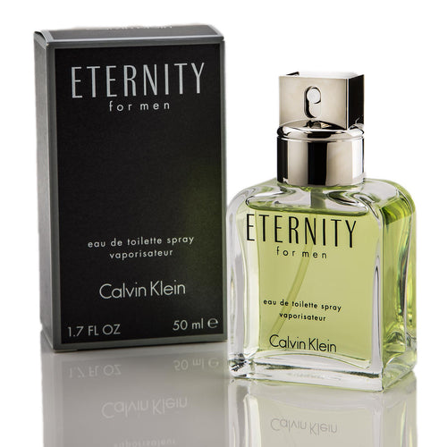 Eternity by Calvin Klein for Men - 1.7 oz EDT