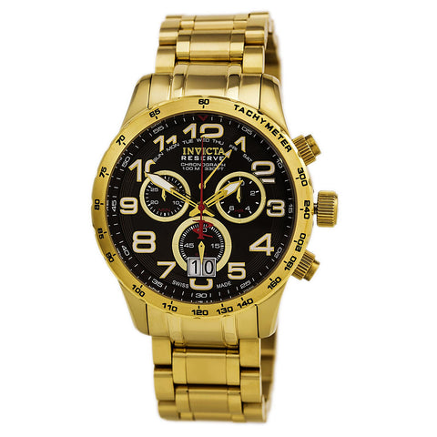 Invicta 0071 Men's Pro Diver SS Silver Dial Chronograph Watch