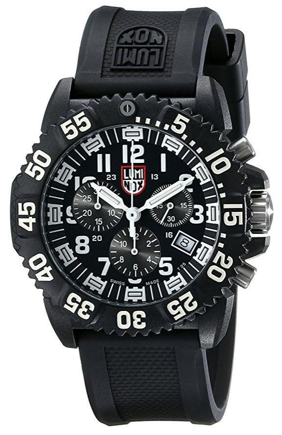 Luminox 3081 Men's EVO Colormark Chronograph Watch