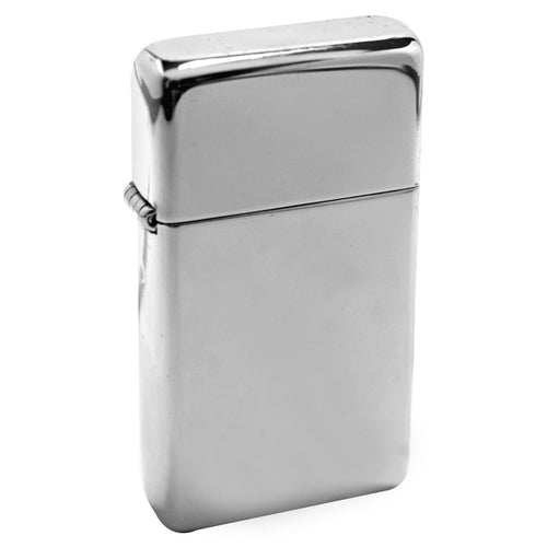 Zippo 1603 Armor High Polish Chrome Windproof Pocket Lighter