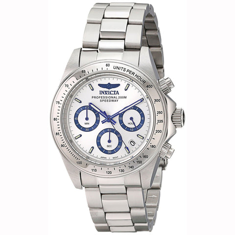 Bulova 96M123 Women's Precisionist Winterpark Silver Dial Stainless Steel Watch