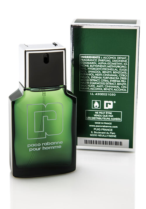 Paco Rabanne Men by Paco Rabanne 1.7 oz (50 ml) Eau De Toilette Vaporisateur Spray
