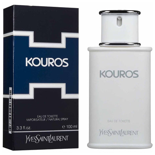 Yves Saint Laurent Men's Kouros Eau de Toilette Spray, 3.3 oz