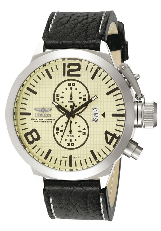 Invicta 3449 Men's Corduba Collection Oversized Chronograph Watch