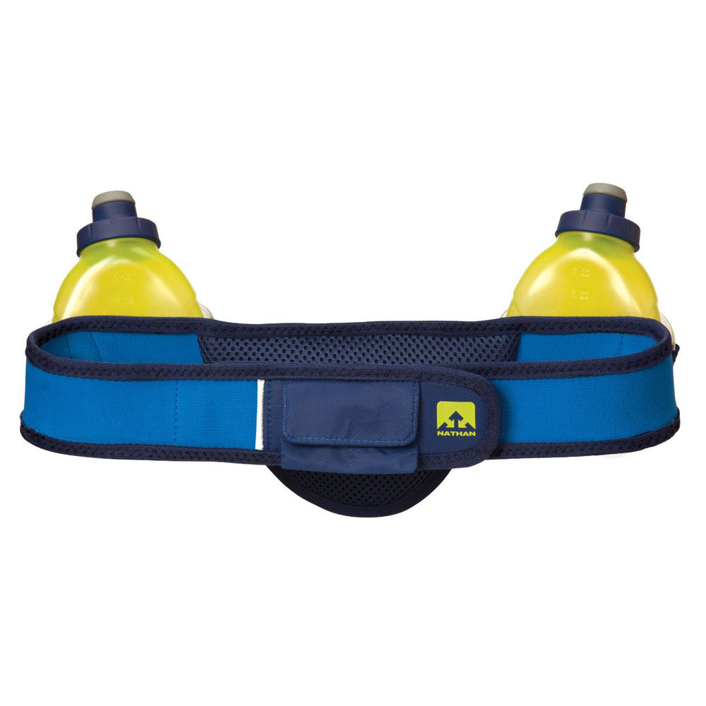 Nathan 4619NUM Speed 2 Hydration Blue Belt, Medium