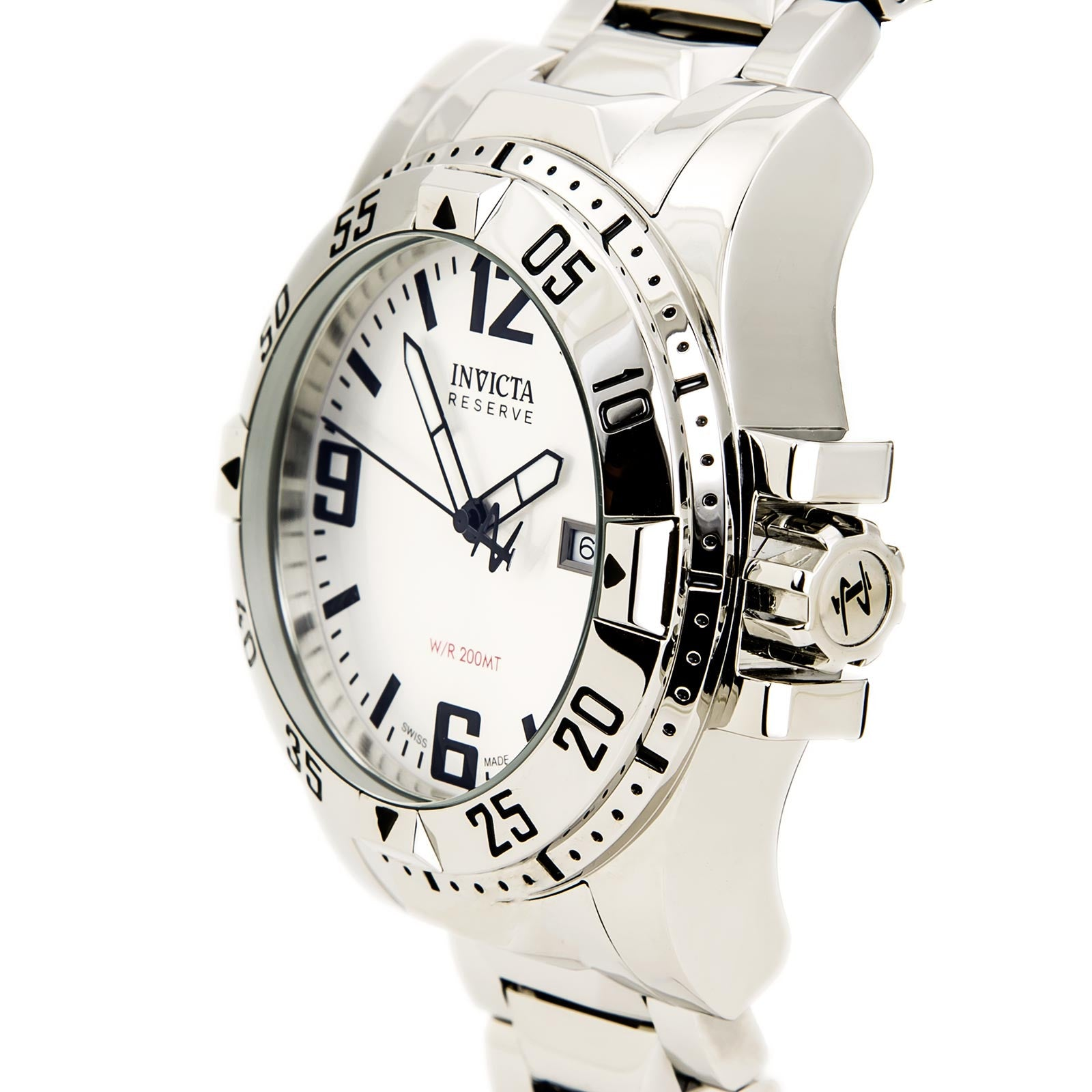 Invicta 5674 Men's Swiss Reserve Excursion Diver