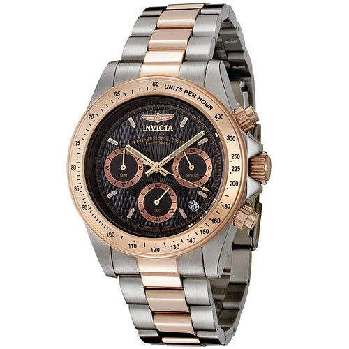 Invicta 6932 Men's Speedway Chronograph Two-tone Stainless Steel Watch