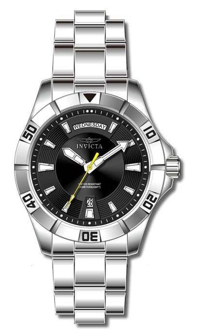Invicta 6959 Men's Swiss Day Date Sport Watch
