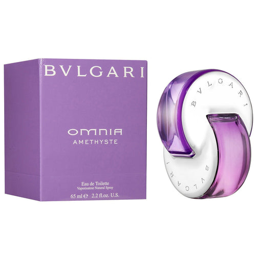 Bvlgari Women's Omnia Amethyste Eau de Toilette Spray, 2.2 Fluid Ounce