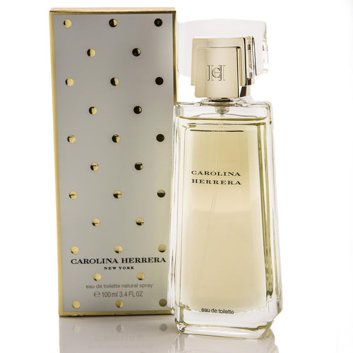 CAROLINA HERRERA by Carolina Herrera Eau De Toilette Natural Spray 3.4 oz (100 ml) for Women