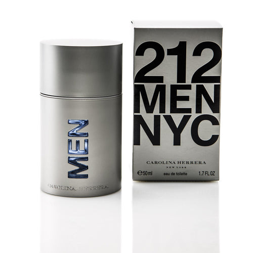 212 Men NYC by Carolina Herrera 1.7oz (50 ml) Eau de Toilette Spray