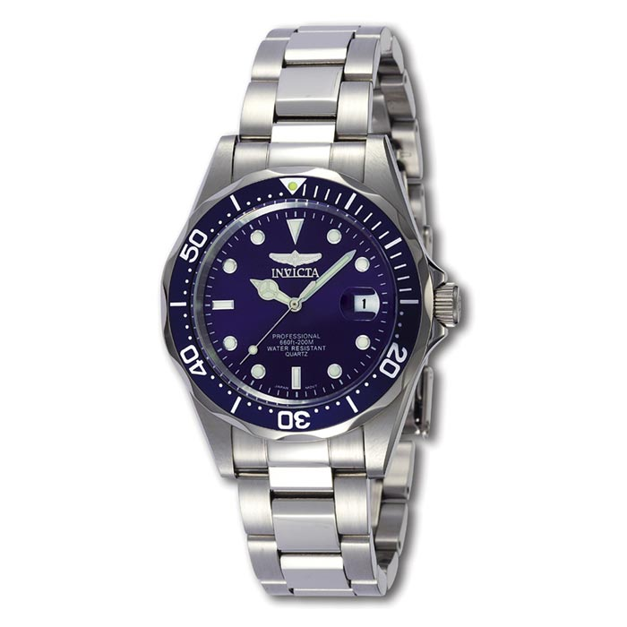 Invicta Men's Stainless Steel Pro Diver 9204