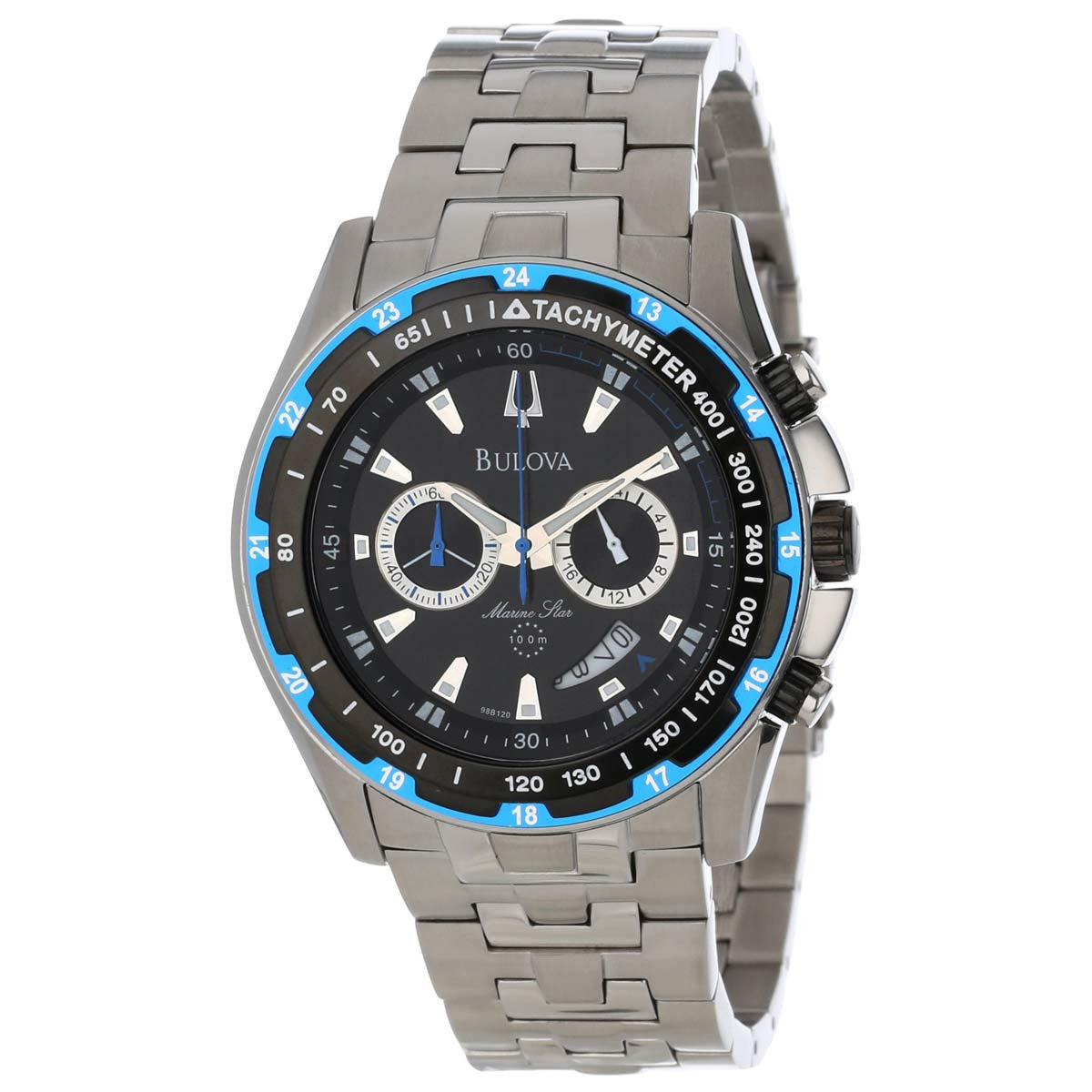 Bulova Men's Marine Star Chronograph Watch 98B120