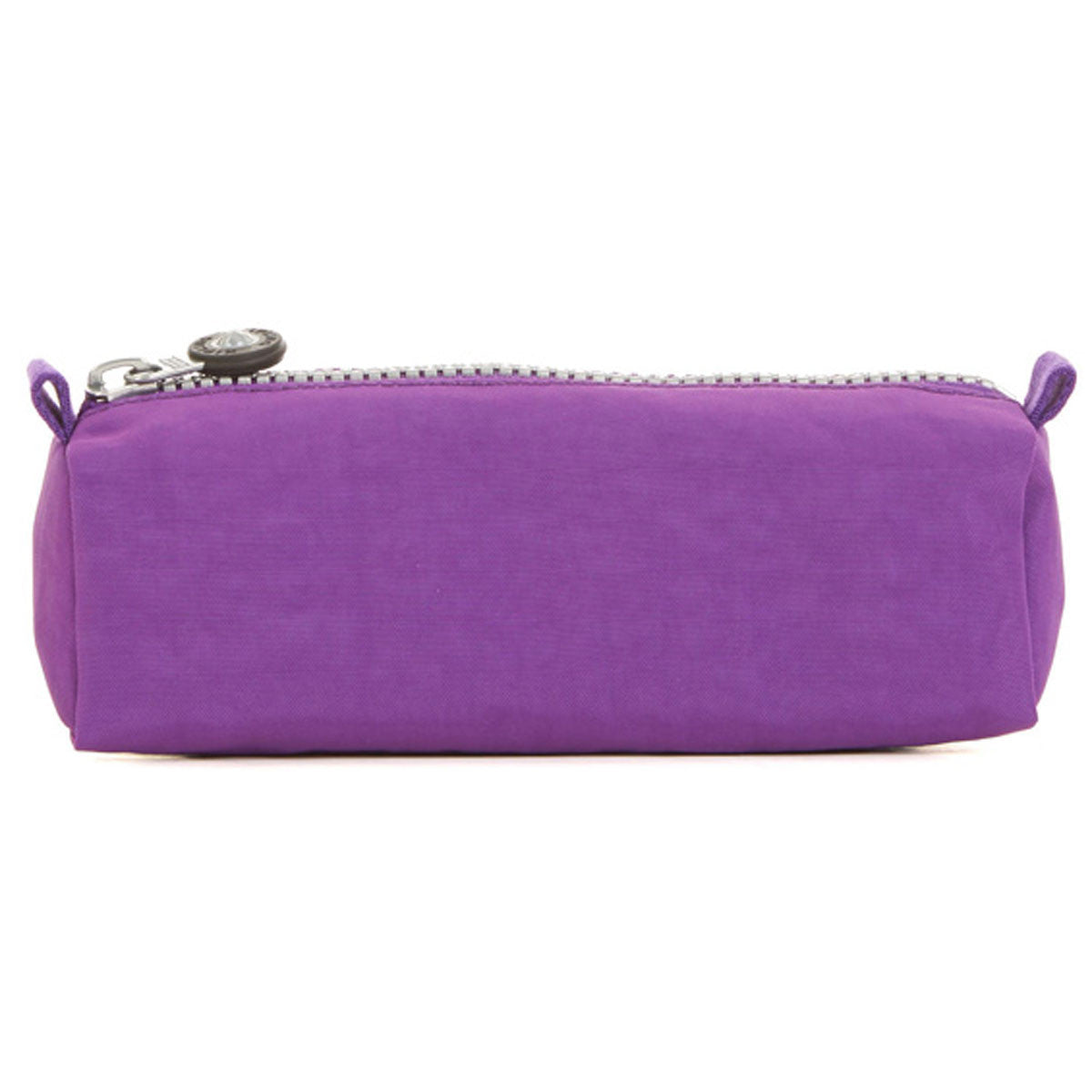 Kipling AC2397-559 Women's Fabian Top Zip Plum Orchard Crinkle Nylon Cosmetic & Pen Bag