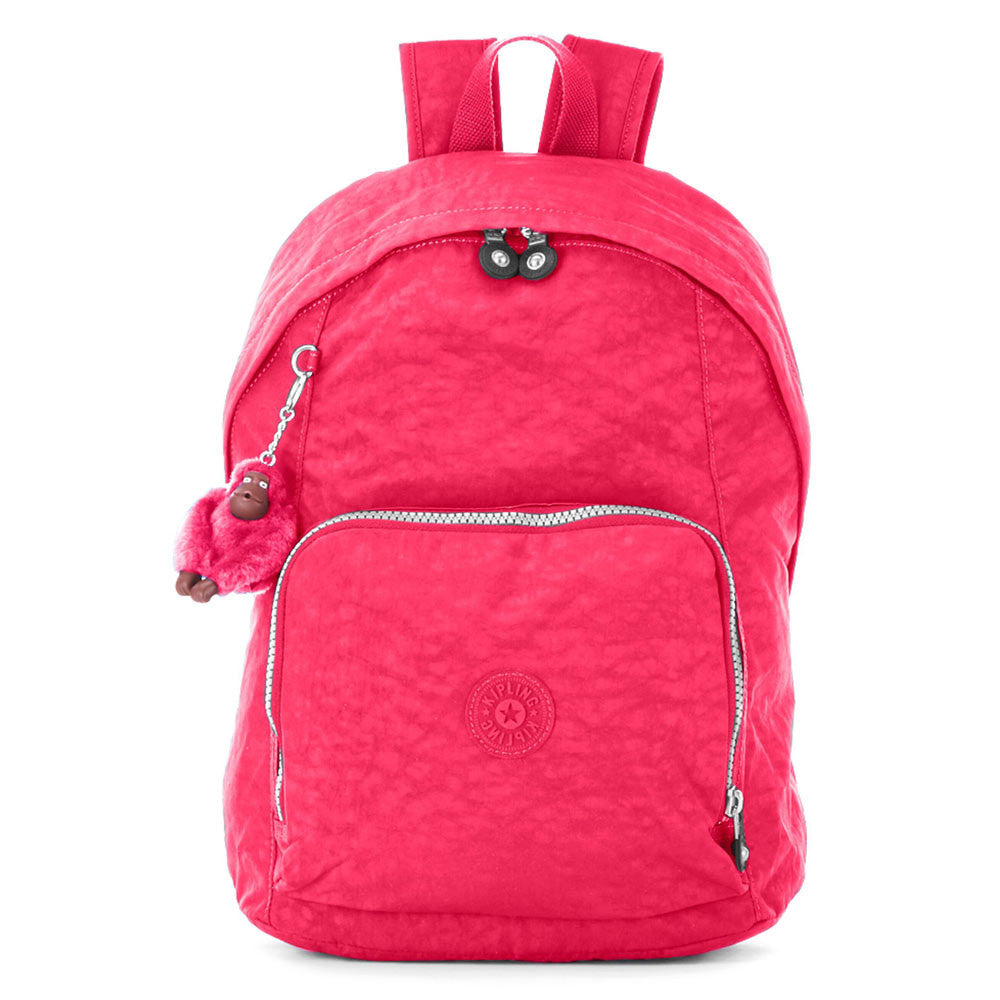 Kipling BP2004-688 Women's Ridge Vibrant Pink Large Backpack